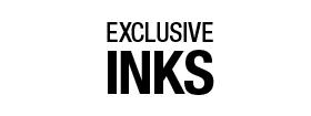 Exclusive Inks